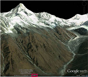 Measurement Of The Locality Altitude Above Sealevel Using The - Altitude longitude finder